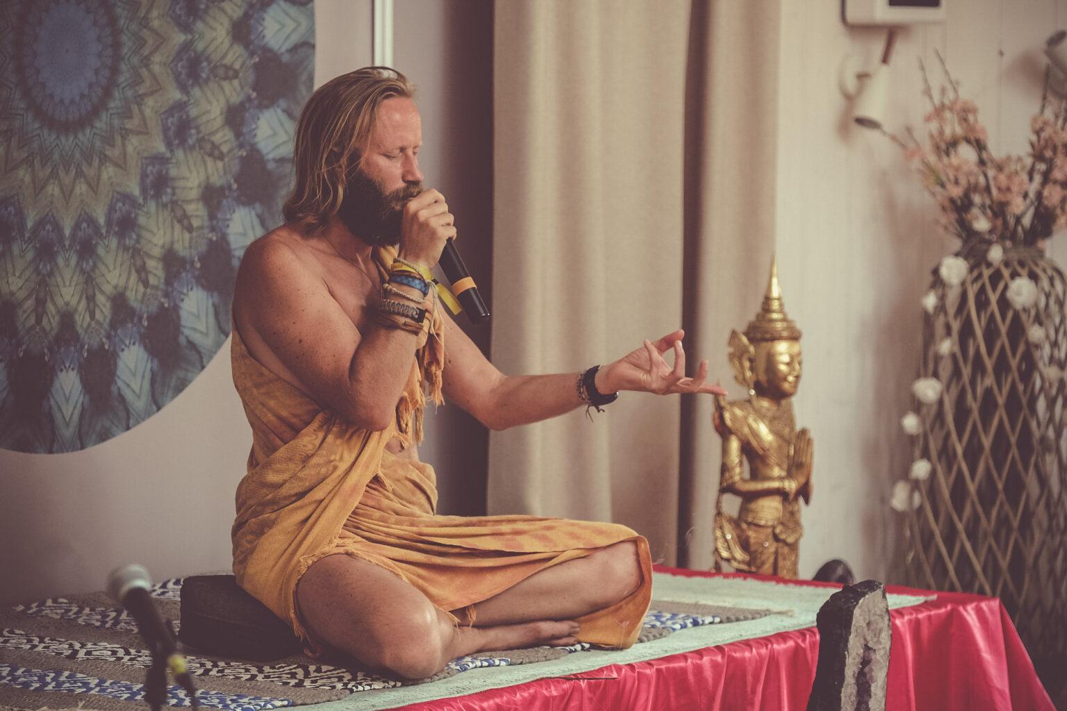meditation earthchild